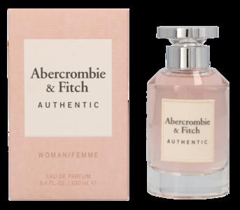 Abercrombie & Fitch Authentic eau de parfum spray 100 ml