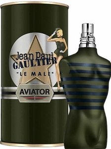 Jean Paul Gaultier Le Male Aviatoreau de toilette 125 ml