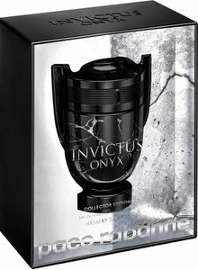 Paco Rabanne Invictus Onyx Eau de toilette Spray 100 ml