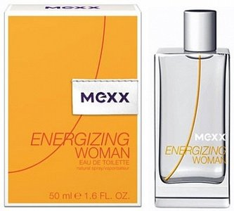 Mexx Energizing Woman eau de toilette 30 ml