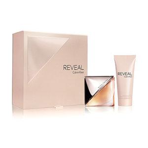 Calvin Klein Reveal gift set 50ml eau de parfum + 100ml bodylotion