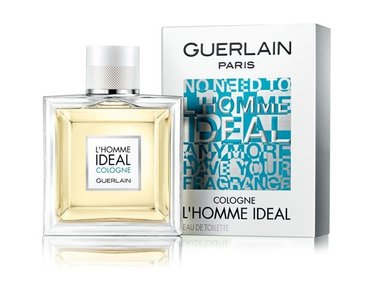 Guerlain L'homme Ideal cologne eau de toilette 100 ml