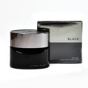 Aigner Black For Men eau de toilette 125 ml