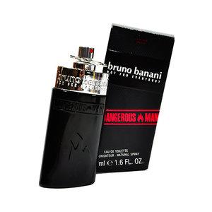 Bruno Banani Dangerous Man eau de toilette 50 ml