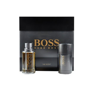 Hugo Boss The Scent gift set 50ml eau de toilette + 75ml deodorant stick
