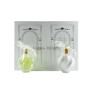 Nina Ricci L'air Du Temps  gift set 50ml eau de toilette + 75 ml body lotion