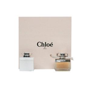 Chloe gift set 50 ml eau de parfum + 100 ml body lotion