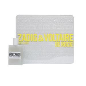 Zadig & Voltaire This is Her! gift set 50ml eau de parfum + pouch