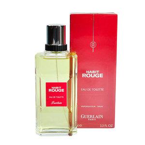 Guerlain Habit Rouge Eau De Toilette 100 Ml Goedkoopparfum24