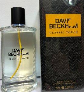 David Beckham Classic Touch Eau de toilette 90 ml
