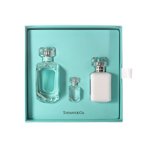 Tiffany Tiffany & Co Gift Set 75 ml eau de parfum + 5 ml EDP + 100 ml Body lotion