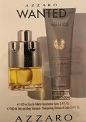 Azzaro-Wanted-Gift-Set-100-ml-Eau-de-toilette-spray-+-100-ml-Hair-&-Shampoo